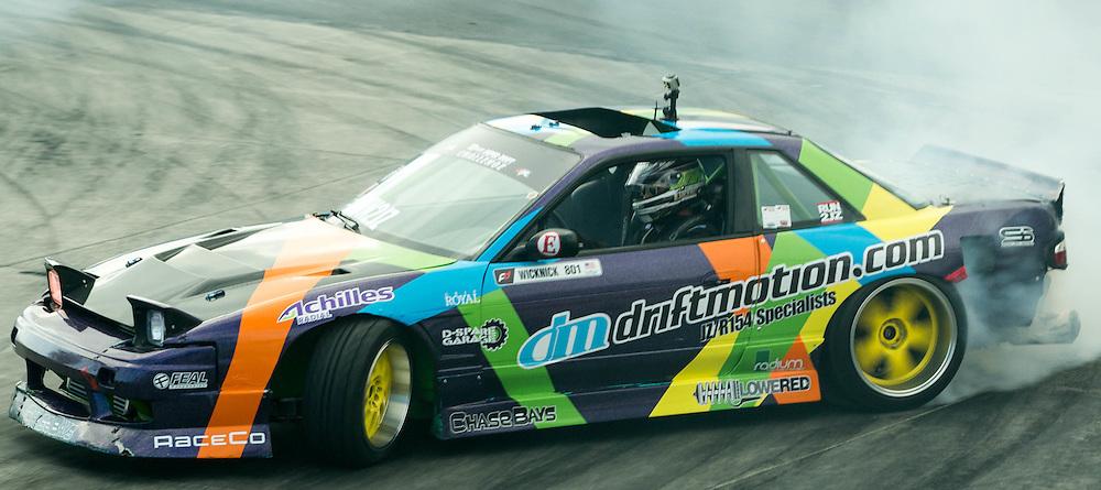 Formula Drift Brandon Wicknick LBGP 2014