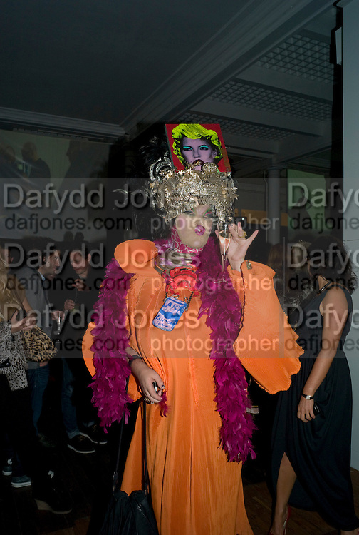 DANIEL LISMORE, 30 Years Of i-D - book launch. Q Book 5-8 Lower John Street, London . 4 November 2010. -DO NOT ARCHIVE-© Copyright Photograph by Dafydd Jones. 248 Clapham Rd. London SW9 0PZ. Tel 0207 820 0771. www.dafjones.com.