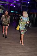 POLLY LOVELADY; ANTONIA MARSH, The Tanks at Tate Modern, opening. Tate Modern, Bankside, London, 16 July 2012