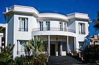 Maroc, Casablanca, La Villa des Arts // Morocco, Casablanca, Villa des Arts
