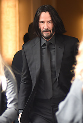 May 8, 2019, New York, New York, U.S.: KEANU REEVES seen in New York City. (Credit Image: © Kristin Callahan/Ace Pictures via ZUMA Press)
