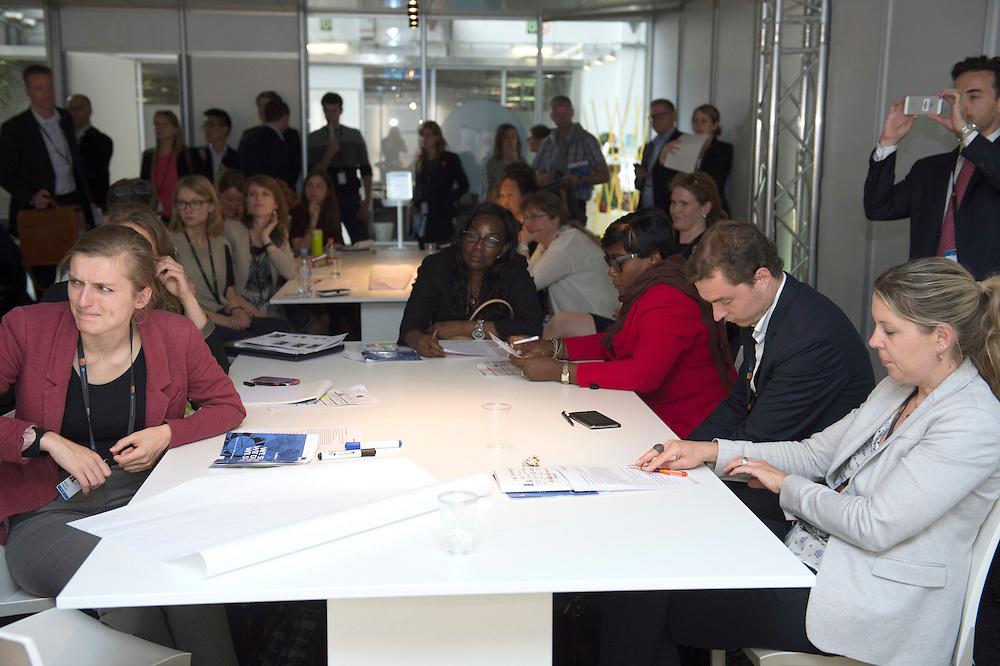 03 June 2015 - Belgium - Brussels - European Development Days - EDD - Growth - Fighting poverty through innovative business models © European Union