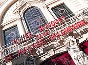 Théâtre de la Porte Saint-Martin, Boulevard Saint-Martin, Paris, France