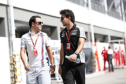 September 16, 2016 - Singapur, Singapur - Motorsports: FIA Formula One World Championship 2016, Grand Prix of Singapore, .#19 Felipe Massa (BRA, Williams Martini Racing), #11 Sergio Perez (MEX, Sahara Force India F1 Team) (Credit Image: © Hoch Zwei via ZUMA Wire)