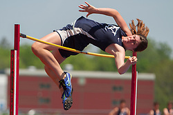 girls, high jump, Maine State Track & FIeld Meet - Class B
