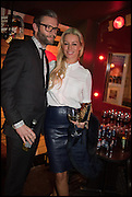 EDDIE BOXSHALL; DENISE VAN OUTEN, Cahoots club launch party, 13 Kingly Court, London, W1B 5PW  26 February 2015