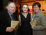 24/02/2018  James Harrold, City Arts Officer, Laoise and Mary McMullin at a public meeting to discuss the future plans for a School of Music for Galway city, organised by Maoin Cheoil na Gaillimhe at Presentation NS. Photo:Andrew Downes, XPOSURE .