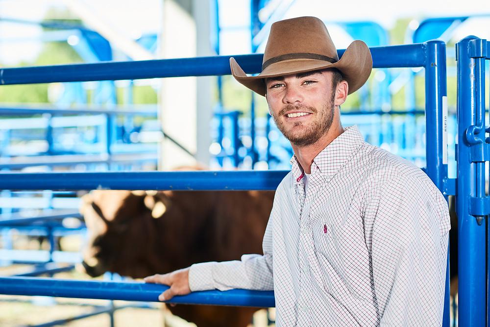Steamboat Springs Colorado Rodeo Cowboy.