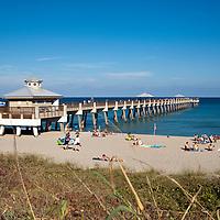 Juno Beach 990 foot fishing pie, Juno Beach, Florida