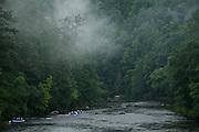 Chattooga River, Georgia,