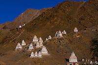 Leh Valley, Ladakh, Jammu and Kashmir State, India.