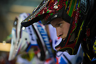 #194 (VILLEGAS Federico) ARG at the 2014 UCI BMX Supercross World Cup in Manchester.