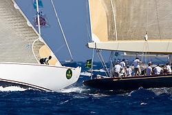 08_023498 © Sander van der Borch. Porto Cervo,  2 September 2008. Maxi Yacht Rolex Cup 2008  (1/ 6 September 2008). Day 3.
