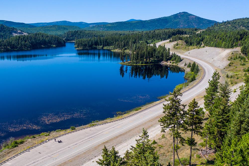 US HWY 2 Loon Lake, MT