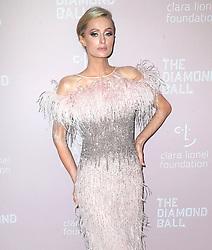 September 14, 2018 - New York City, New York, USA - 9/13/18.Paris Hilton at Rihanna''s 4th Annual Diamond Ball held at Cipriani Wall Street in New York City..(NYC) (Credit Image: © Starmax/Newscom via ZUMA Press)