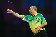 Darren Webster during the Darts World Championship 2018 at Alexandra Palace, London, United Kingdom on 18 December 2018.