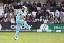 June 21, 2019 - Leeds, Yorkshire, United Kingdom - Ben Stokes during the ICC Cricket World Cup 2019 match between England and Sri Lanka at Headingley Carnegie Stadium, Leeds on Friday 21st June 2019. (Credit Image: © Mi News/NurPhoto via ZUMA Press)