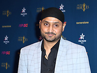 Harbhajan Singh, Indian Cricket Heroes - photocall, Lord's Cricket Ground, London, UK, 23 May 2019, Photo by Richard Goldschmidt