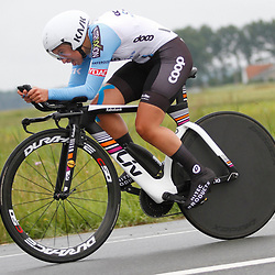 KNOKKE HEIST (BEL) July 10 CYCLING: <br /> 3th Stage Baloise Belgium tour Time Trial: Emma Boogaard