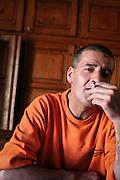 Portrait compagnon d'Emmaux, Peronnas // Portrait, friend of Emmaux, Peronnas, France.