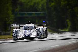 June 4, 2017 - Le Mans, France - 21 DRAGONSPEED (USA) ORECA 07 GIBSON LMP2 HENRIK HEDMAN (SWE) FELIX ROSENQVIST (SWE) BEN HANLEY  (Credit Image: © Panoramic via ZUMA Press)