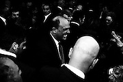 Angelino Alfano, leader of new party NCD, during meeting<br /> 7 Dicembre  2013 . Daniele Stefanini /  OneShot