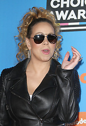 The 31st Annual Nickelodeon Kids' Choice Awards at The Forum in Inglewood, California on 3/24/18. 24 Mar 2018 Pictured: Mariah Carey. Photo credit: River / MEGA TheMegaAgency.com +1 888 505 6342