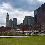 Rose Kennedy greenway, North End, Boston, MA