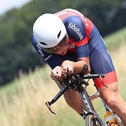 EMMEN (NED wielrennen <br /> Tijdrit Topcompetitie Emmen <br /> Bram de Kort