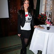 NLD/Amsterdam/20121203 - Presentatie LAF Femme, Rebecca Cabau van Kasbergen