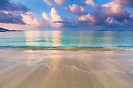 Elafonisi beach  in Crete island