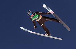 24.03.2019, Planica, Ratece, SLO, FIS Weltcup Ski Sprung, Skiflug, Einzelbewerb, Finale, im Bild Jakub Wolny (POL) // Jakub Wolny of Poland during the individual competition of the Ski Flying World Cup Final 2019. Planica in Ratece, Slovenia on 2019/03/24. EXPA Pictures © 2019, PhotoCredit: EXPA/ JFK
