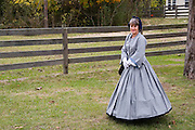 Arkansas, AR, USA, Old Washington State Park, Civil War Weekend, Southern folk