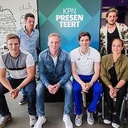 NLD/Amsterdam/20160626 - KPN presenteert nieuwe sportprogramma's, Olivier van Noort