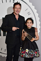 Avin Manshadi and Jason Isaacs bei den British Independent Film Awards in London / 041216<br /> <br /> <br /> *** at the British Independent Film Awards in London on December 4th, 2016 ***