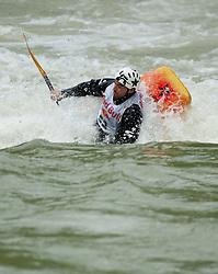 AUT, ECA Kayak Freestyle European Championships im Bild Juanikorena Etxeberria Igor, ESP, Canadien Men, #52, EXPA Pictures © 2010, PhotoCredit: EXPA/ J. Feichter / SPORTIDA PHOTO AGENCY