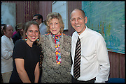 AGNES GUND; CRAIG STARR, Drinks party to launch this year's Frieze Masters.Hosted by Charles Saumarez Smith and Victoria Siddall<br />  Academicians' room - The Keepers House. Royal Academy. Piccadilly. London. 3 July 2014