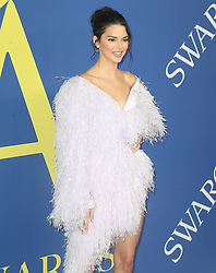 Kendall Jenner at the CFDA Awards in New York. 04 Jun 2018 Pictured: Kendall Jenner. Photo credit: MEGA TheMegaAgency.com +1 888 505 6342