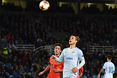 Real Sociedad v Zenit - 07 Dec 2017