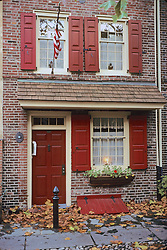 Colonial Brick House