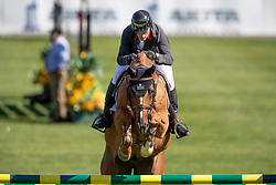 Lamaze Eric, CAN, Chacco Kid<br /> Spruce Meadows Masters - Calgary<br /> © Dirk Caremans<br /> 05/09/2018