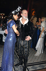PATTI WONG and PRINCE MICHAEL OF KENT at Andy & Patti Wong's annual Chinese New Year party, this year celebrating the year of the dog held at The Royal Courts of Justice, The Strand, London WC2 on 28th January 2006.<br /><br />NON EXCLUSIVE - WORLD RIGHTS