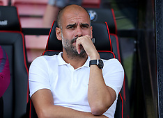 AFC Bournemouth v Manchester City - 26 Aug 2017