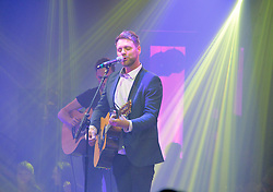 BRIAN McFADDEN at The London Cabaret Club Gala Launch Party at The Collection, 264 Brompton Road, London on 8th May 2014.