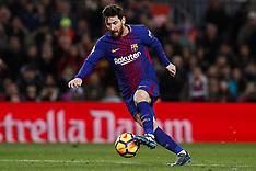 Barcelona v Deportivo - 28 January 2018