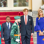 20170519 Willem-Alexander + Maxima ontvangen President uit Mozambique
