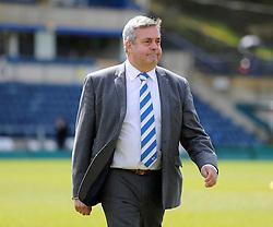Nick Higgs - Photo mandatory by-line: Dougie Allward/JMP - Mobile: 07966 386802 26/04/2014 - SPORT - FOOTBALL - High Wycombe - Adams Park - Wycombe Wanderers v Bristol Rovers - Sky Bet League Two