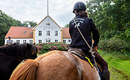 Endelave - Horseback Riding - Turridning