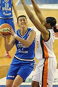 DESCRIZIONE : Parma All Star Game 2012 Donne Torneo Ocme Lega A1 Femminile 2011-12 FIP <br /> GIOCATORE : Valentina Fabbri<br /> CATEGORIA : penetrazione<br /> SQUADRA : Nazionale Italia Donne Ocme All Stars<br /> EVENTO : All Star Game FIP Lega A1 Femminile 2011-2012<br /> GARA : Ocme All Stars Italia<br /> DATA : 14/02/2012<br /> SPORT : Pallacanestro<br /> AUTORE : Agenzia Ciamillo-Castoria/C.De Massis<br /> GALLERIA : Lega Basket Femminile 2011-2012<br /> FOTONOTIZIA : Parma All Star Game 2012 Donne Torneo Ocme Lega A1 Femminile 2011-12 FIP <br /> PREDEFINITA :