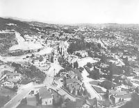 1928 Panorama of Hollywood
